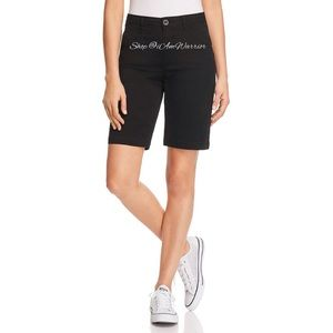 NYDJ Loft & tuck stretch Bermuda shorts